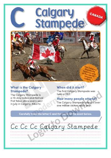 C: Calgary Stampede