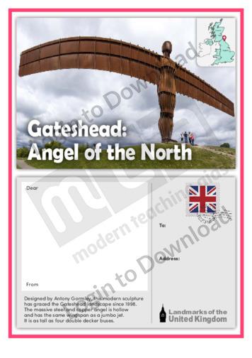Gateshead: Angel of the North