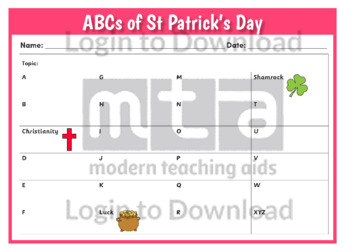 ABCs of Ireland