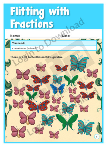 Flitting with Fractions