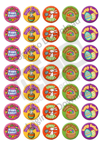 115384E01_CelebrationsAndFestivalsEasterStickers01