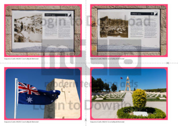 115487E02_CelebratingNationalDaysANZACCoveGallipoliPhotoCards02