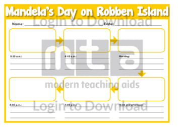 Mandela's Day on Robben Island