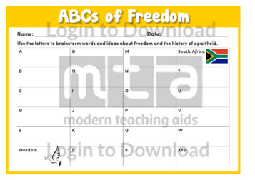 ABCs of Freedom