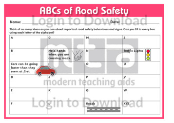 ABCs of Road Safety