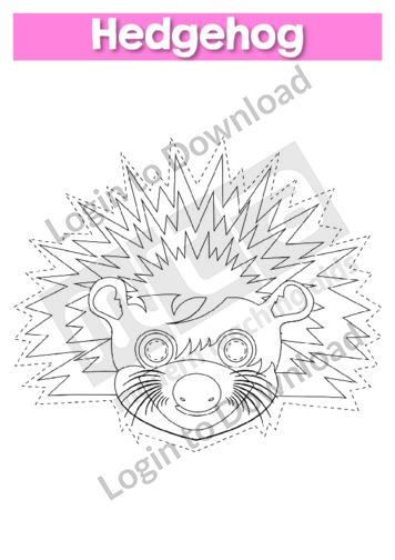 Hedgehog B&W