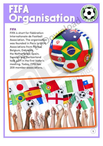 FIFA Organisation