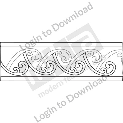 how to draw kowhaiwhai patterns