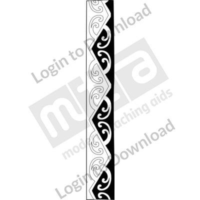 Maori Trimmer 4 B&W