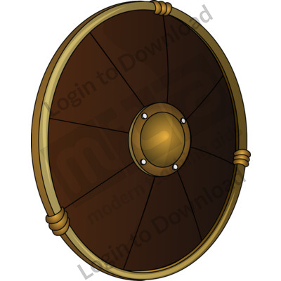 Anglo-Saxon shield