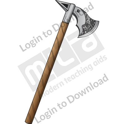 Anglo-Saxon axe