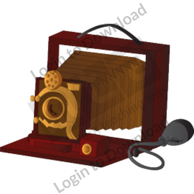 Victorian camera