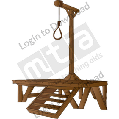 Tudor gallows