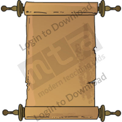 118378Z01_Clipart_Ancient_Scroll01