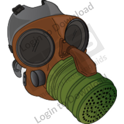 118424Z01_Clipart_Gas_Mask01