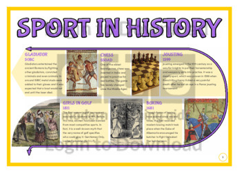 history of sport The international journal of the history of sport is acknowledged as a leading journal in the field of the historical study of sport in its political, cultural, social, educational, economic.