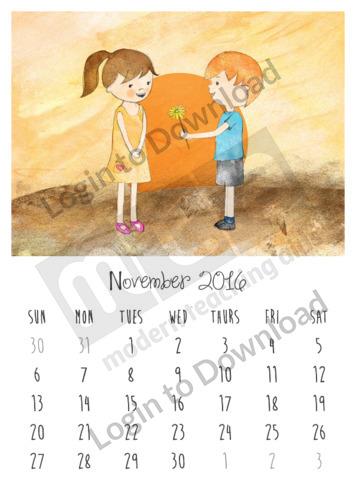 November 2016 (Southern Hemisphere)