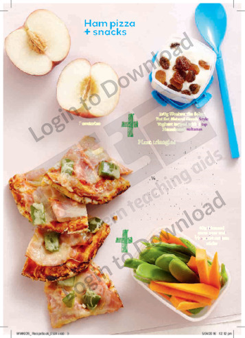FFK Ham Pizza & Snacks