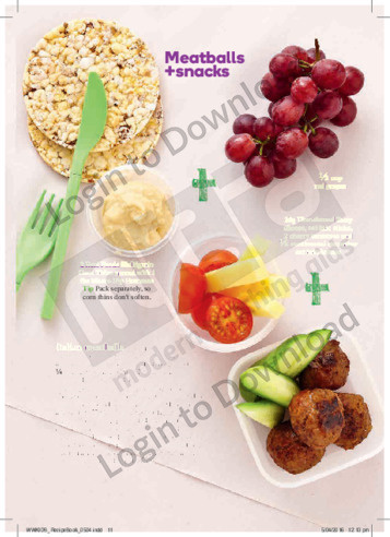 FFK Meatballs & Snacks
