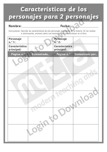 100502S03_OrganizadorgráficoCaracterísticasdelospersonajespara2personajes01