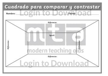100505S03_OrganizadorgráficoComparaycontrasta4ítemsdentrodeuncuadrado01