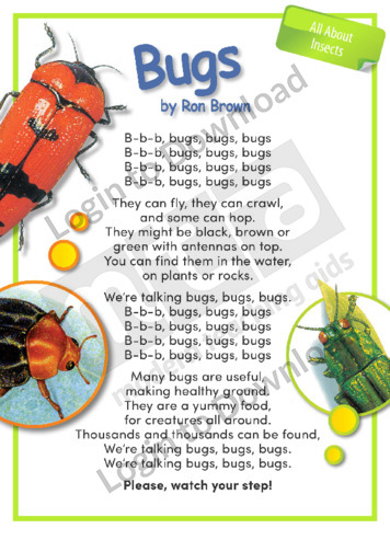 Bugs (poem)
