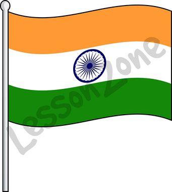 India, flag