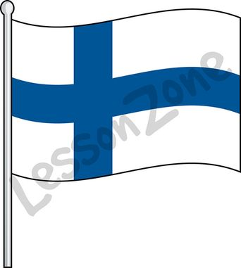 Finland, flag