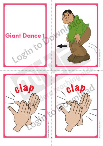 Giant Dance 1