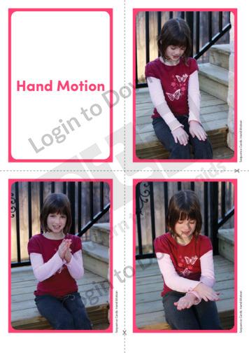 Hand Motion