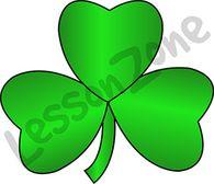 3-leaf clover