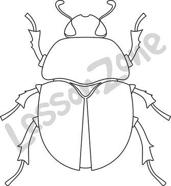 Beetle B&W