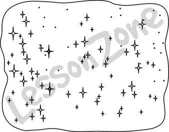 Stars B&W