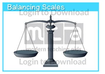 Balancing Scales