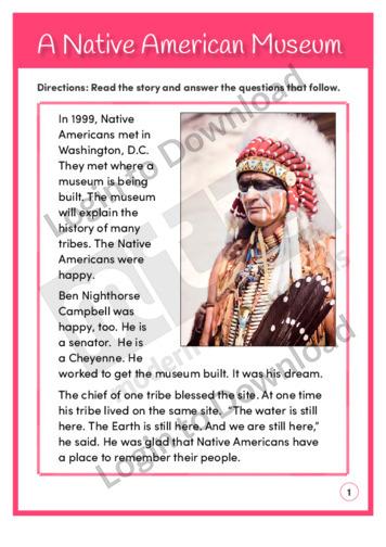 A Native American Museum