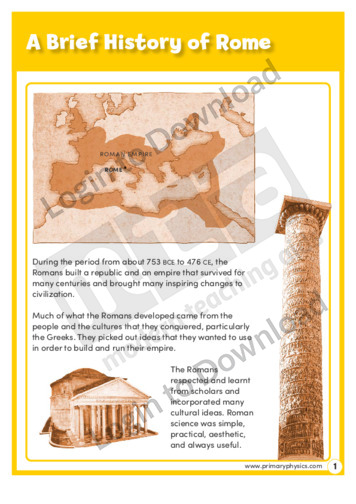 107896E01_History_ABriefHistoryofRome01