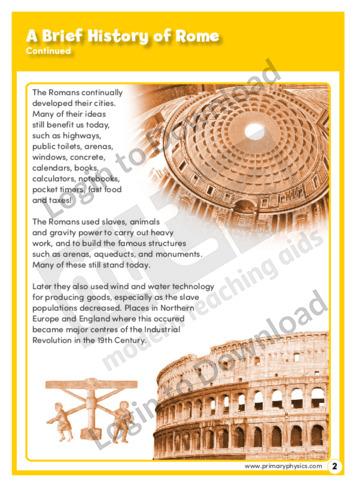107896E02_History_ABriefHistoryofRome02