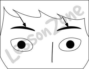Eyebrow B&W