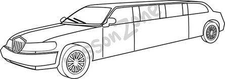 Limousine B&W