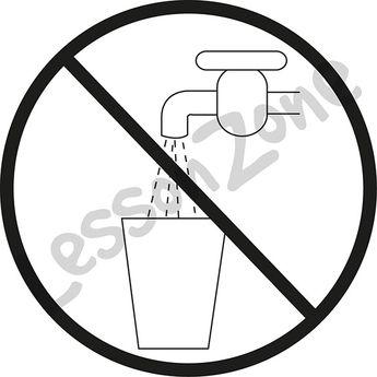 Do not drink B&W