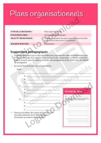 108850F01_ProcédésdécritureOrganisationPlansorganisationnels01