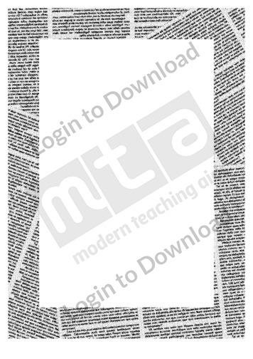Newspaper (border)
