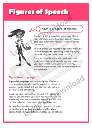 Figures of Speech (Level 6)