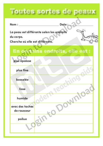 110468F01_SciencesdelavieToutessortesdepeaux01
