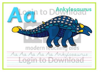 A: Ankylosaurus