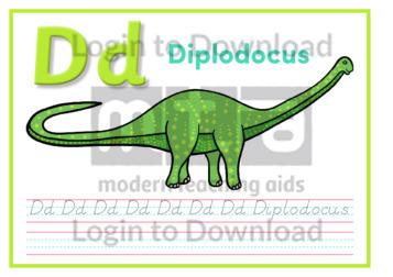 D: Diplodocus