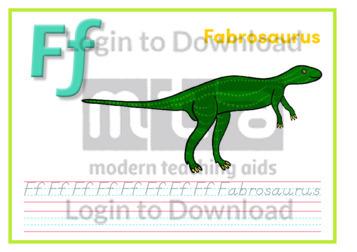 F: Fabrosaurus