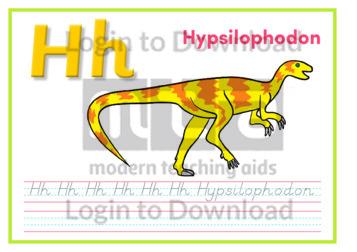 H: Hypsilophodon