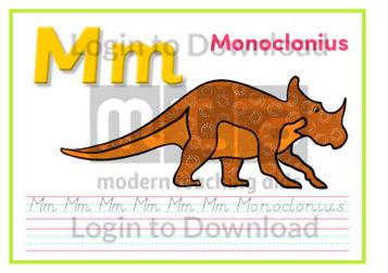 M: Monoclonius