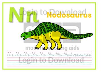 N: Nodosaurus